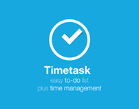 Time Task - Easy to-do list plus time management