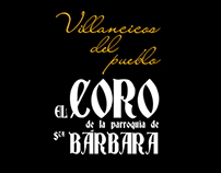 Packaging - Villancicos del Coro de Sta Bárbara