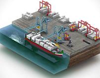 3D Harbor