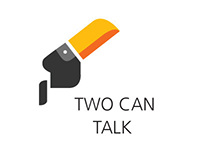 Logo Two Can Talk