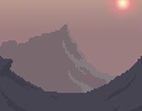 Pixel Art Landscapes