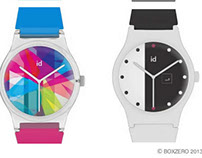 Boxzero designs on Zazzle watches