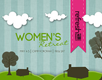 Women's Retreat Promo