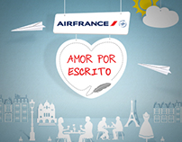 Air France - St Valentin Bresil