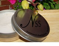 Nannys Silly Soap TIN logo