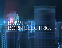 BMW i Lounge Show - Concepts