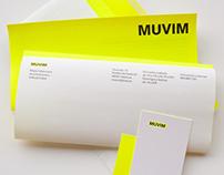 MUVIM Branding Redesign