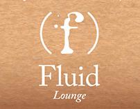 Fluid Lounge - Newsprint Ad