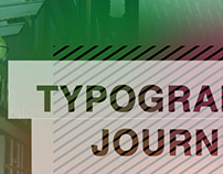 Title Cover for my Typography  Book