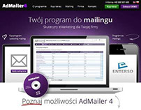 AdMailer4 (mailing) - WebPage