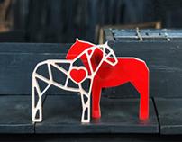 New Year Horses