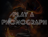 Play a Phonograph_Studio Ego