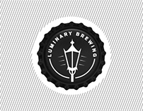 Luminary Brewing Identity