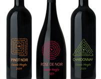 Edoardo Miroglio wine - redesign