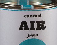 Original Canned Air from Prague
