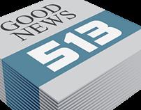 Good News 513 - Logo