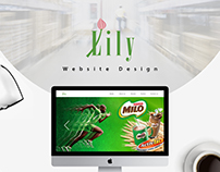 Lily Website