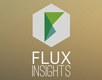 Flux Insights Logo Design