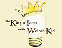 The King of Ideas and the Weirdo Kid - Jasper Lewis