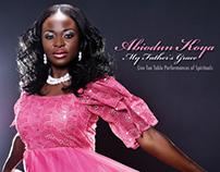 Abiodun Koya - Opera Singer Album Design