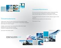 escalion.com – under construction page