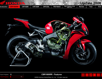 American Honda Motorcycle eLearning Module (IDEA)