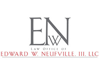 Edward Neufville Law  - Identity & Stationery Design