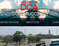 Web Arquitectos DCA (HTML, Css, JavasScript)