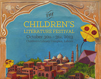 Poster for the Children's Literature Festival