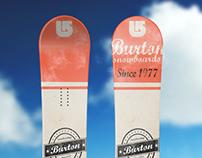 Snowboard Design Project
