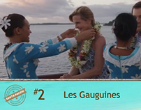 Destination Wedding & Honeymoon: Paul Gauguin Cruises