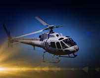 Web Design | AV8 Helicopters