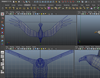 Alias / Maya - 3D Modeling
