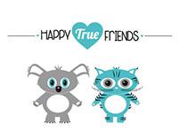 Happy True Friends