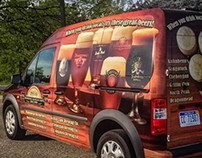 Transit Van Full Wrap