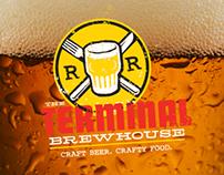 Terminal Brewhouse Web/Advertising