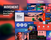 Movement - One Page Muse Theme