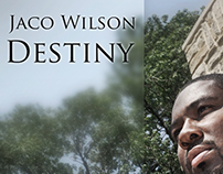 Jaco Wilson CD Cover Concepts - Packaging