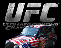 UFC UK launch Campaign