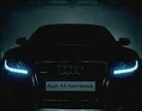 Audi A5 Sportback. TVC