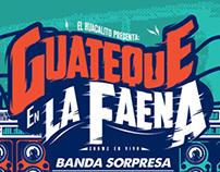 Guateque en La Faena