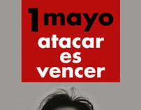 1 de mayo, día del trabajador
