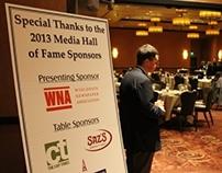 2013 Hall of Fame - Milwaukee Press Club
