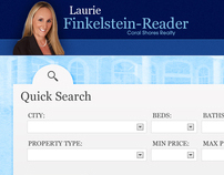 Laurie Reader Realtor Website