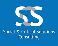 SCS rediseño de logo