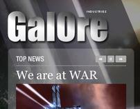 GalOre - Clan Webpage