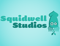 Squidwell Studios Logo (Branding)