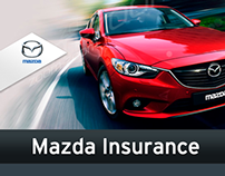 Mazda Insurance - Quote and Buy UI