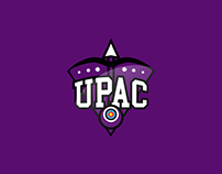 University of Portsmouth Archery Club Crest