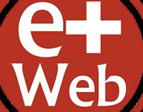 e+Web logo